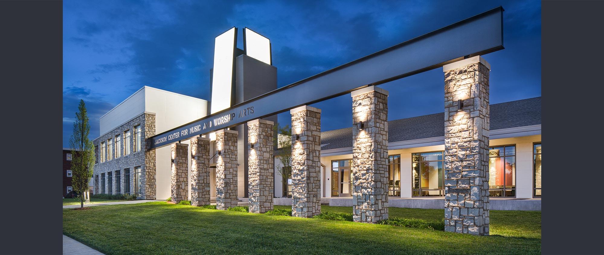 Trevecca Nazarene University Jackson Center for Music and Worship Arts
