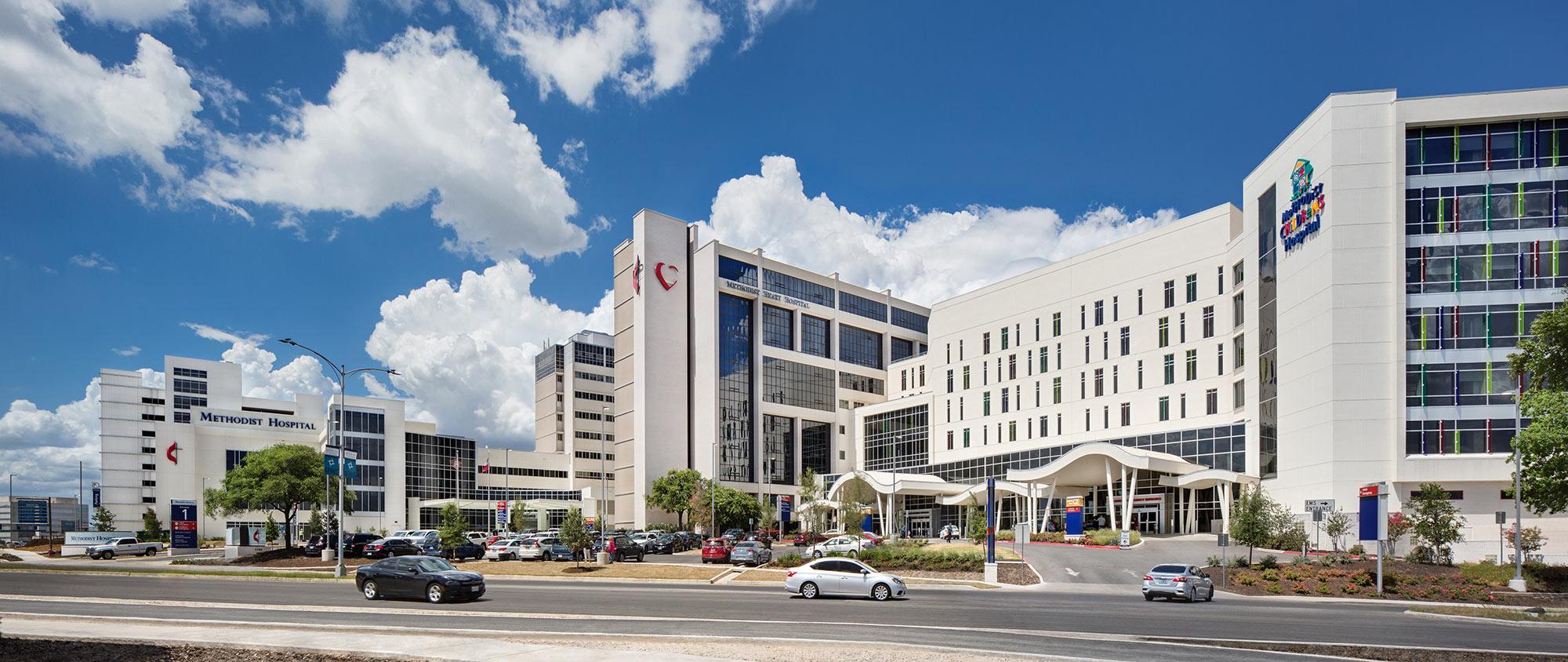 Methodist Hospital Central Tower