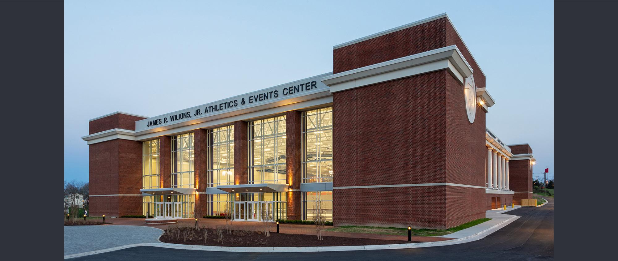 Shenandoah University James R. Wilkins, Jr. Athletics and Events Center