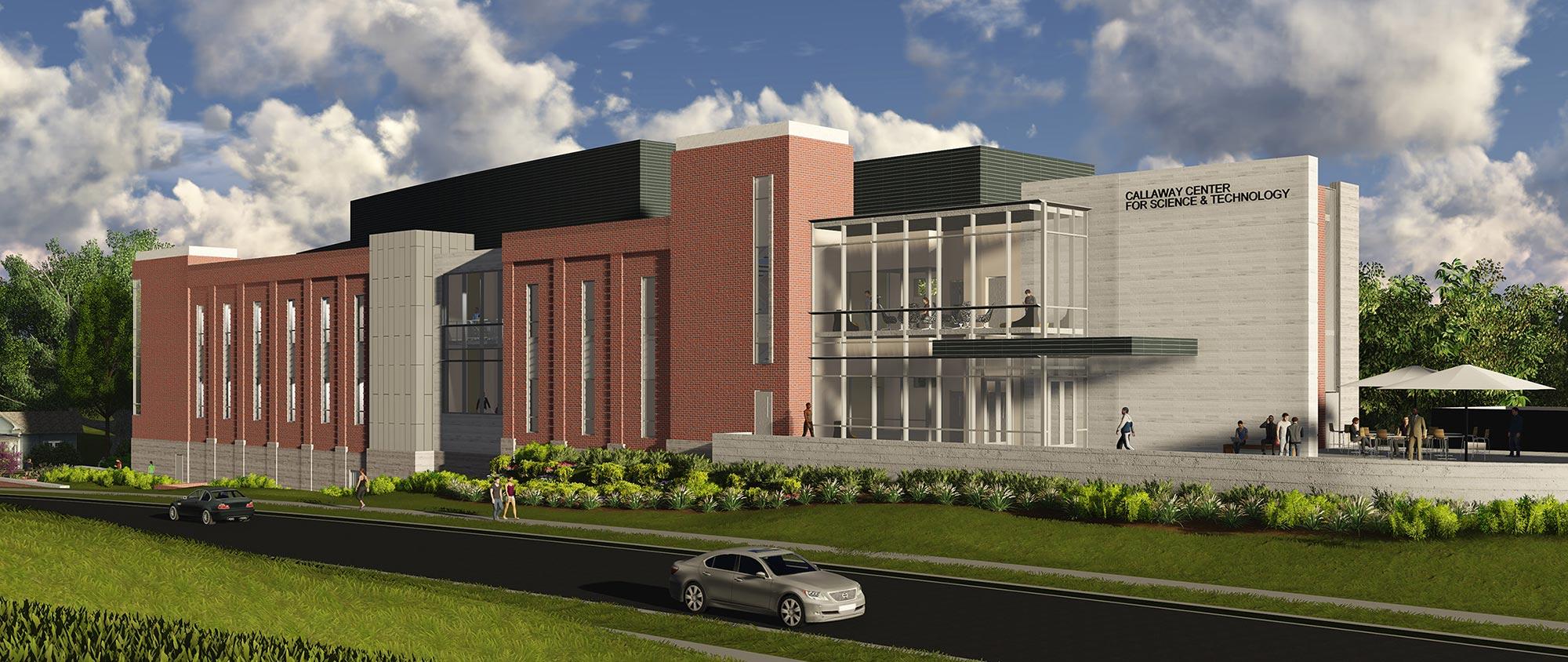 LaGrange College Science Building