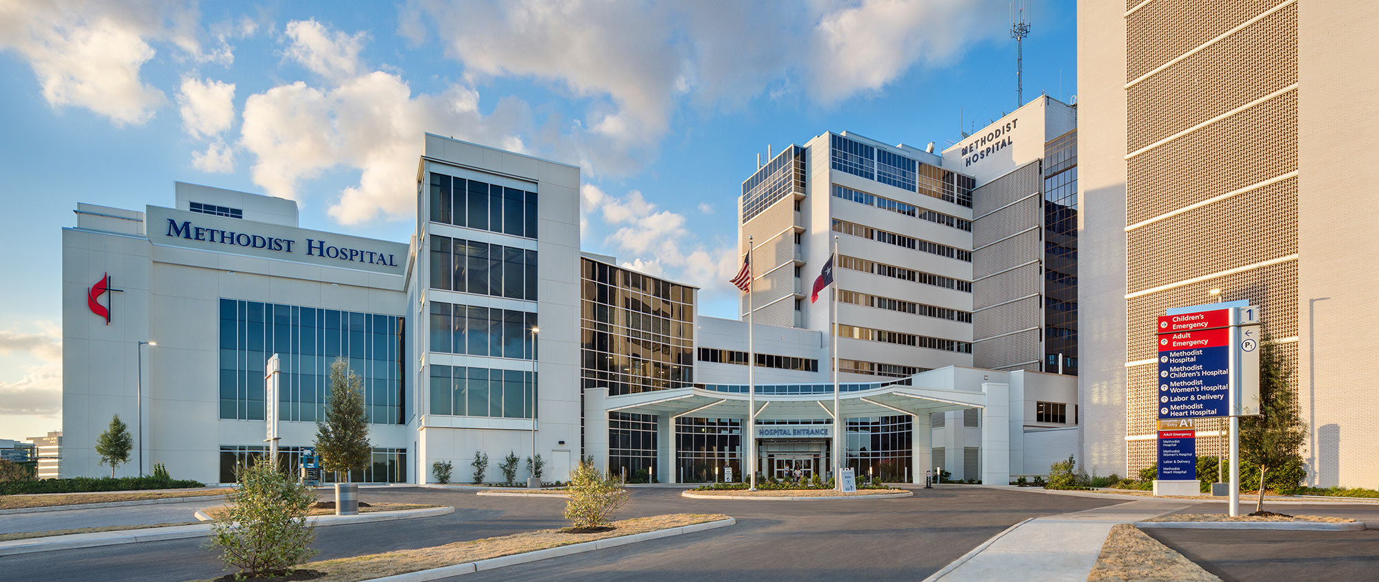 Methodist Hospital Central Tower