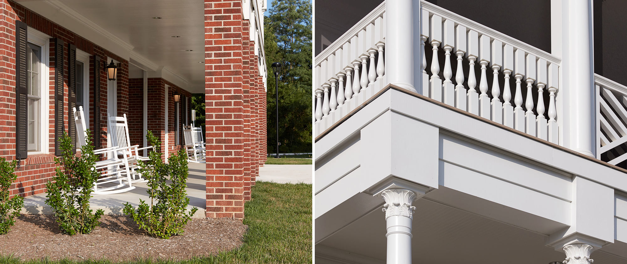 Shenandoah University Aspirational Village – Caruthers House + Roni's Roost