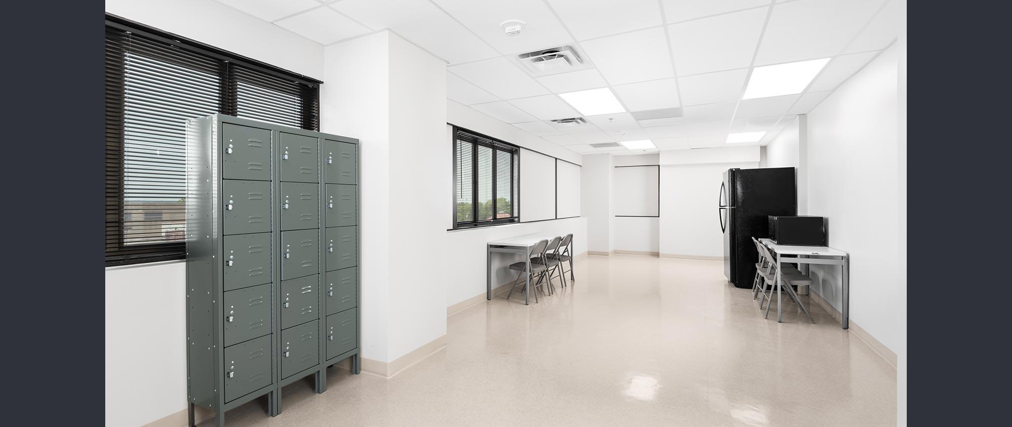 Nashville General Hospital at Meharry – COVID Unit Conversion