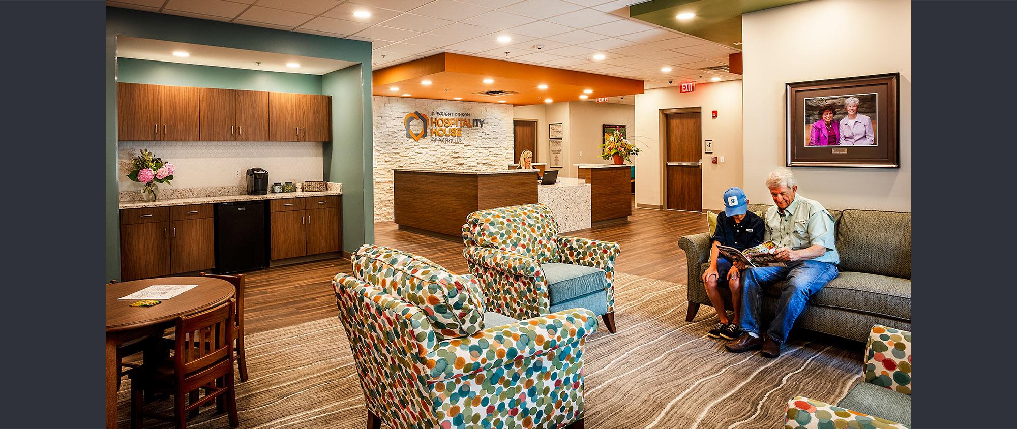 Pinson Hospital Hospitality House