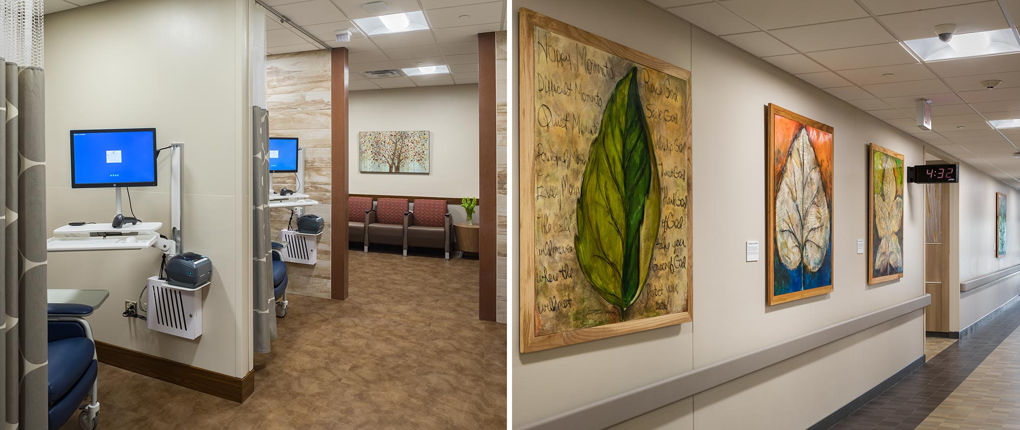 Baptist Health Paducah Ray & Kay Eckstein Regional Cancer Center