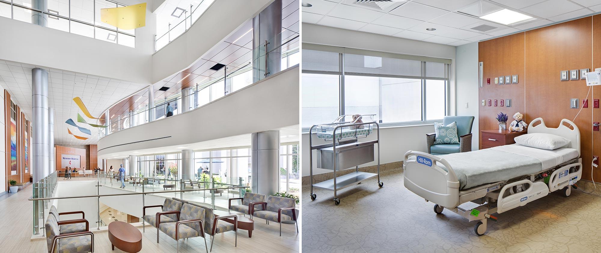 Methodist Hospital Central Tower – ESa