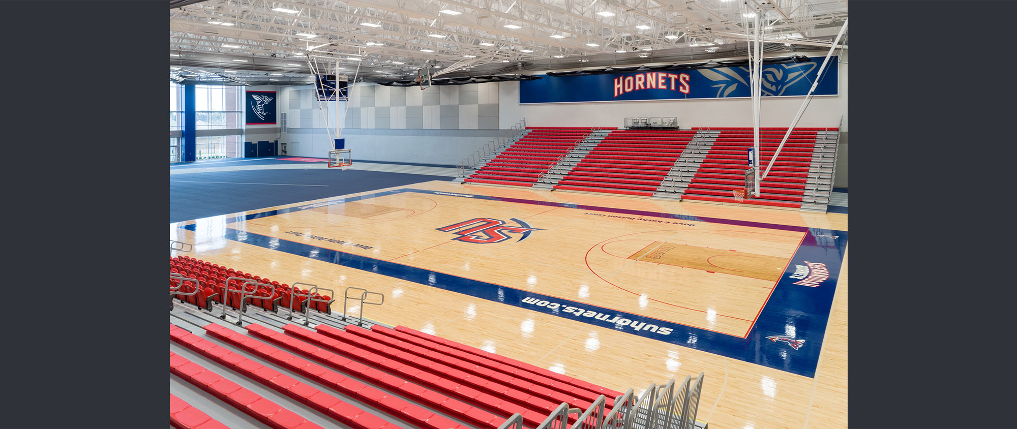 Shenandoah University James R Wilkins Jr Athletics And Events Center Esa