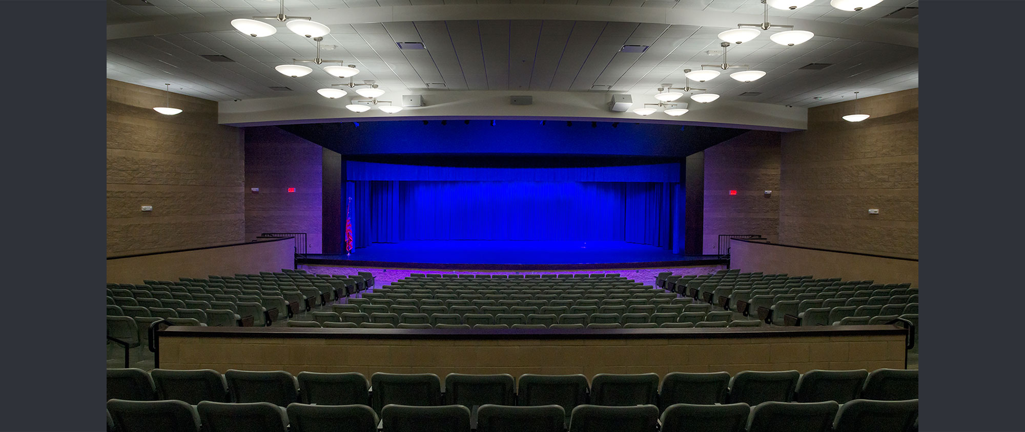 Williamson County Schools Auditorium Prototype