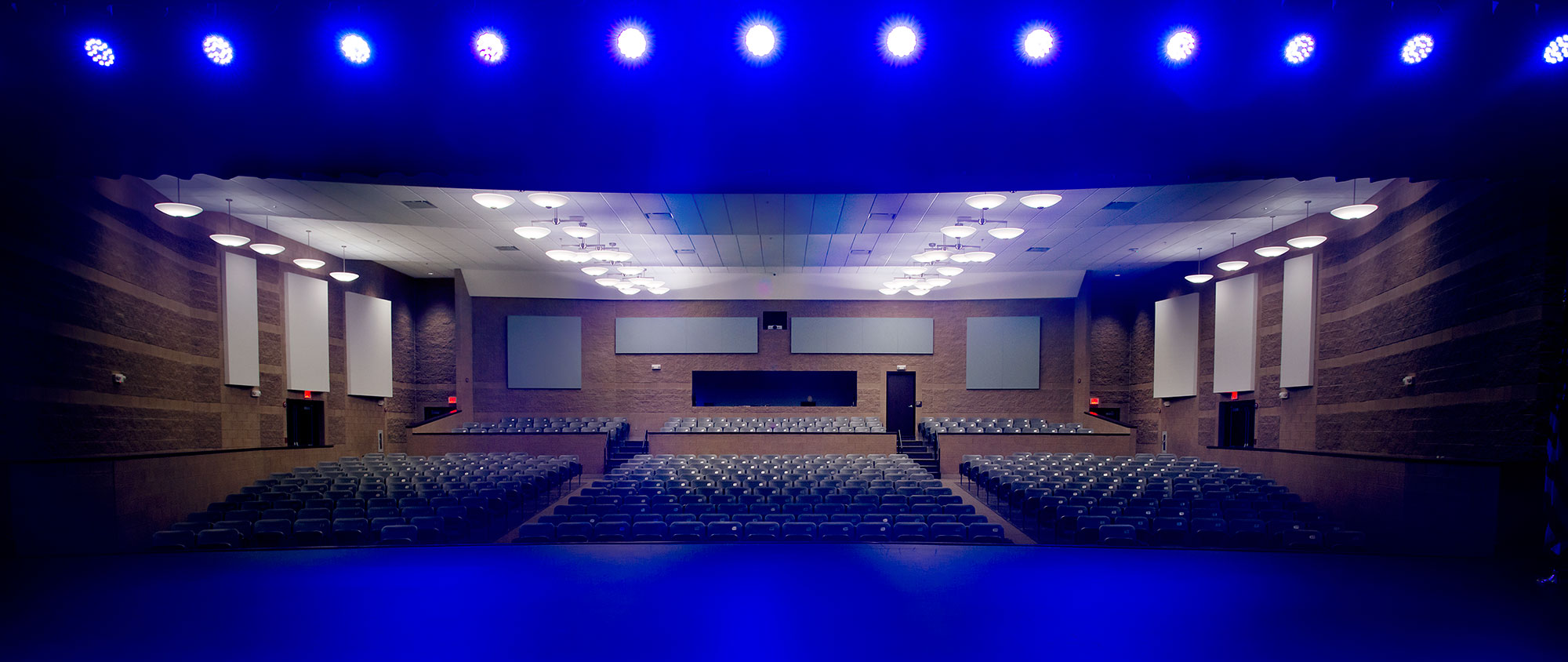 Williamson County Schools Auditorium Prototype