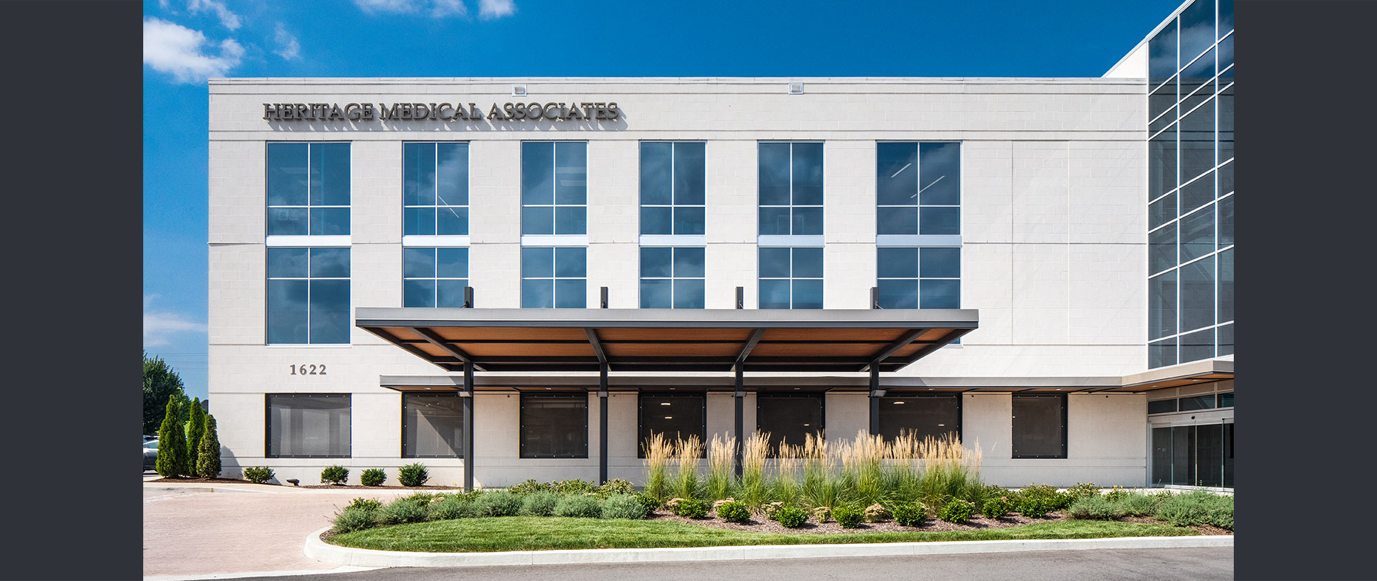 Heritage Medical Associates Medical Office Building / Clinic