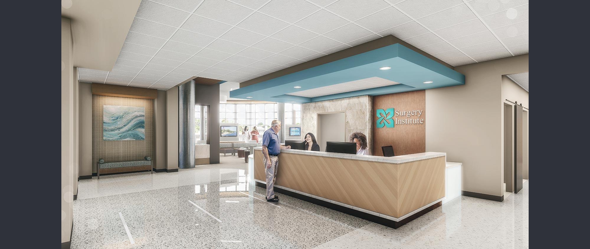 Jupiter Medical Center Surgical Institute