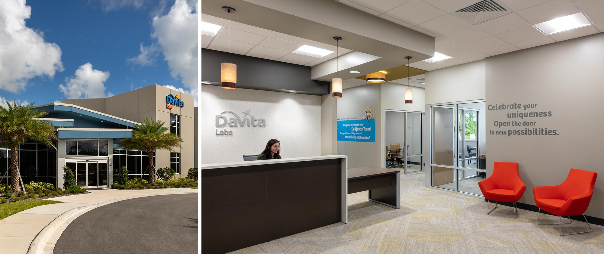 DaVita Labs Consolidated Campus