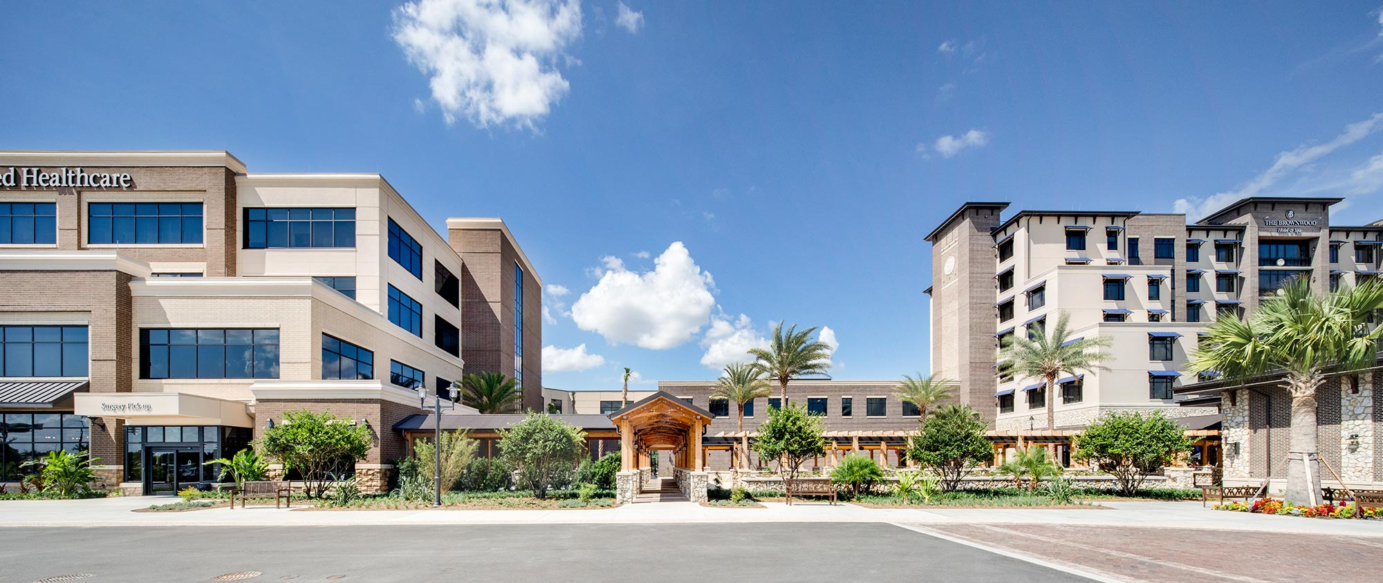 Center for Advanced Healthcare at Brownwood