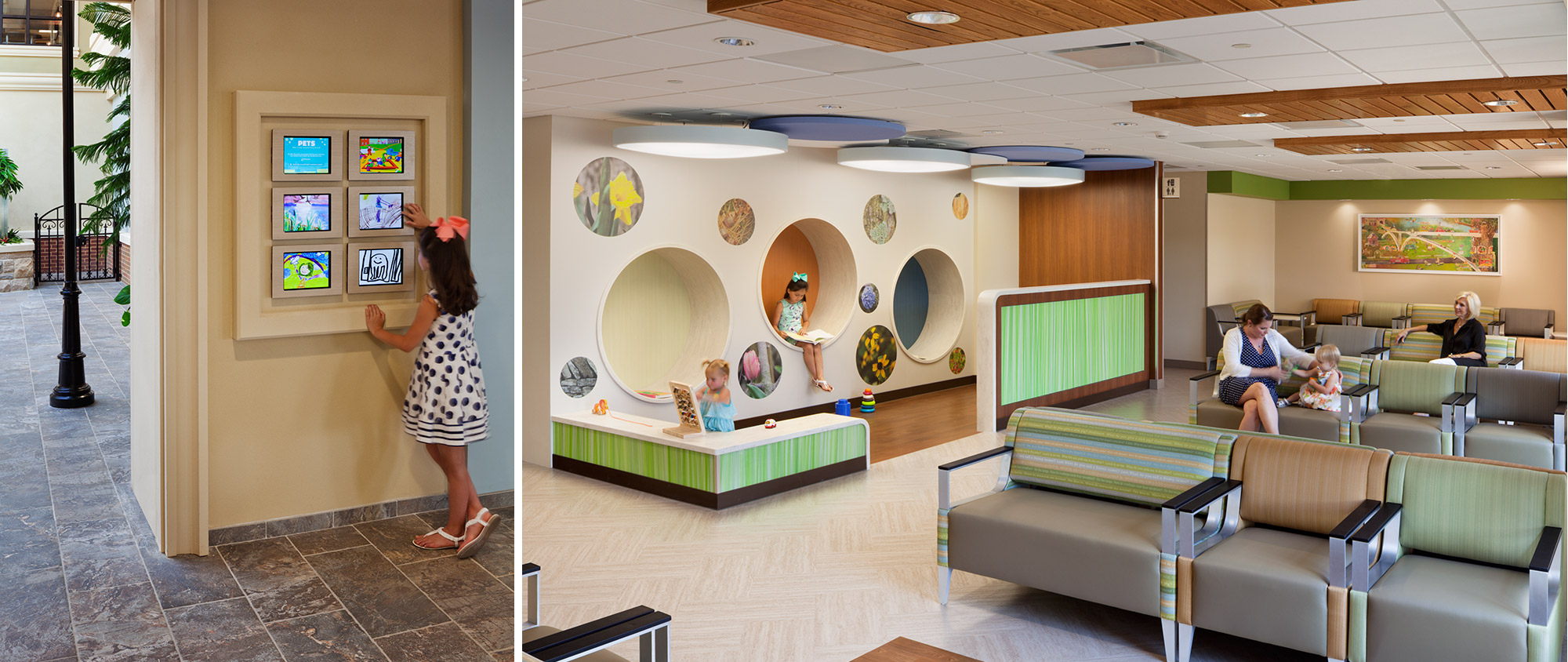 Monroe Carell Jr  Children's Hospital Vanderbilt – ESa