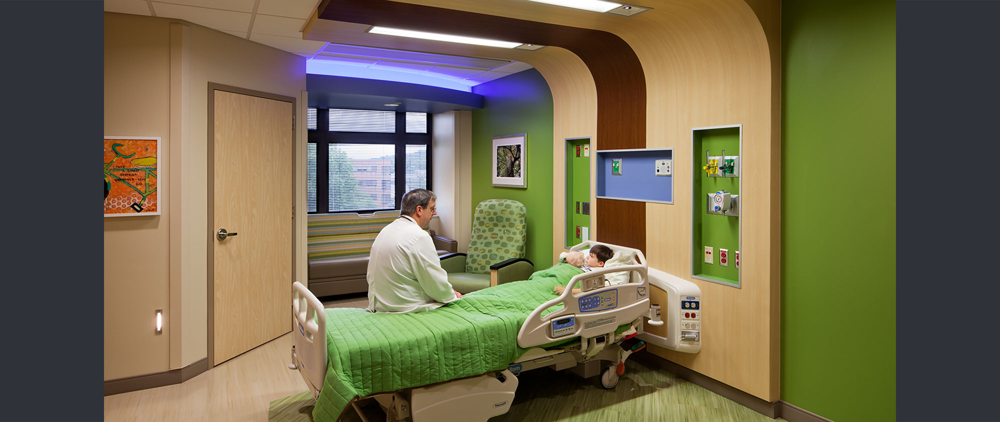 Monroe Carell Jr. Children's Hospital Vanderbilt at Williamson Medical Center