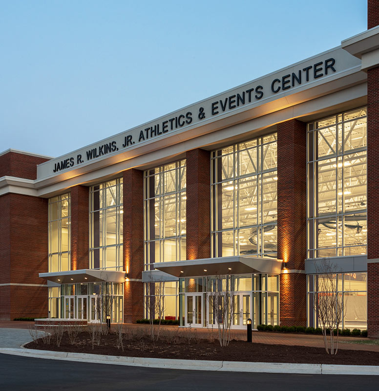 Shenandoah University James R. Wilkins, Jr. Athletics and Events Center