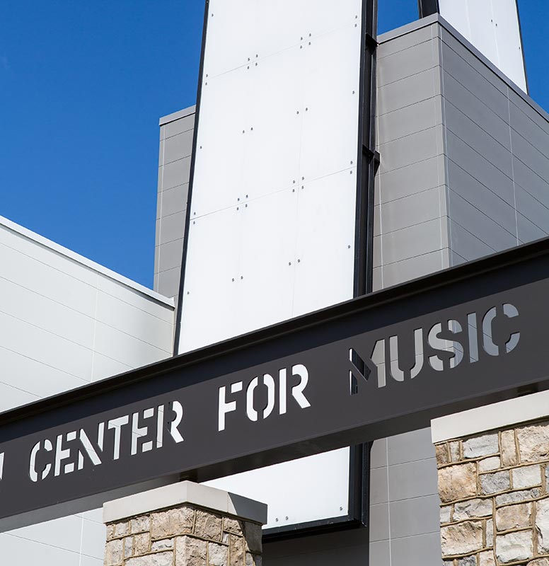 Trevecca Nazarene University Jackson Center for Music and Worship Arts