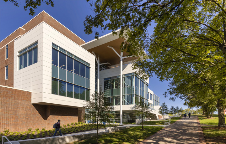 Tennessee State University Health Sciences Building