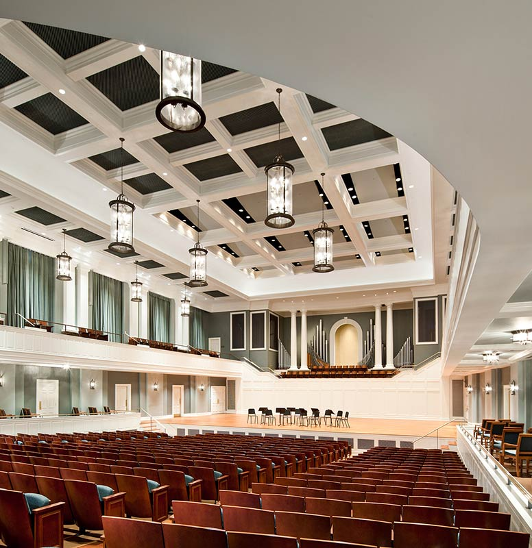 Belmont University McAfee Concert Hall
