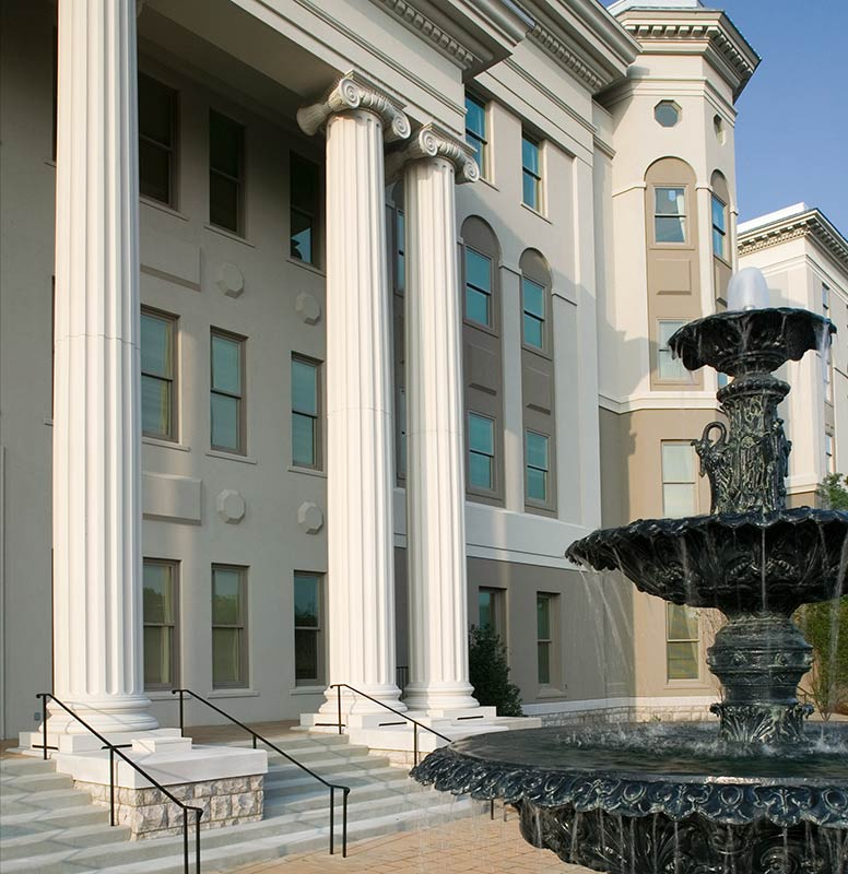 Belmont University Gordon E. Inman Center – College of Health Sciences & Nursing