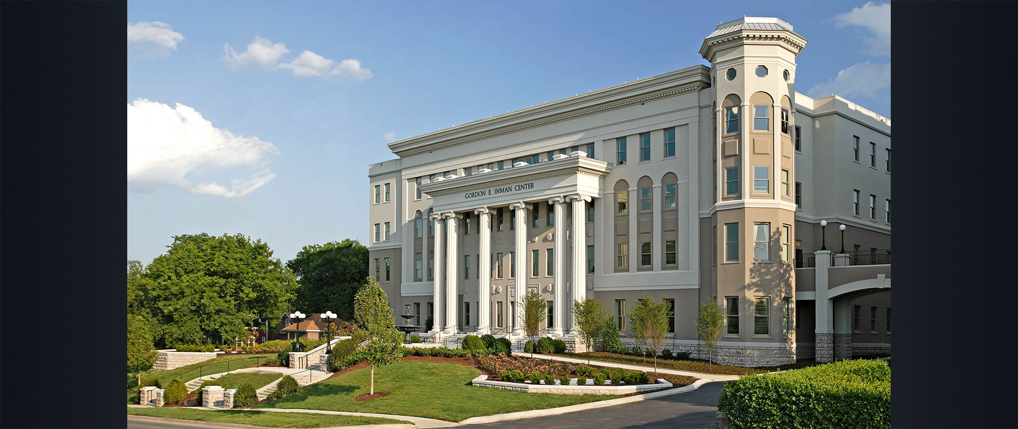 Belmont University Gordon E. Inman Center – College of Health Sciences & Nursing