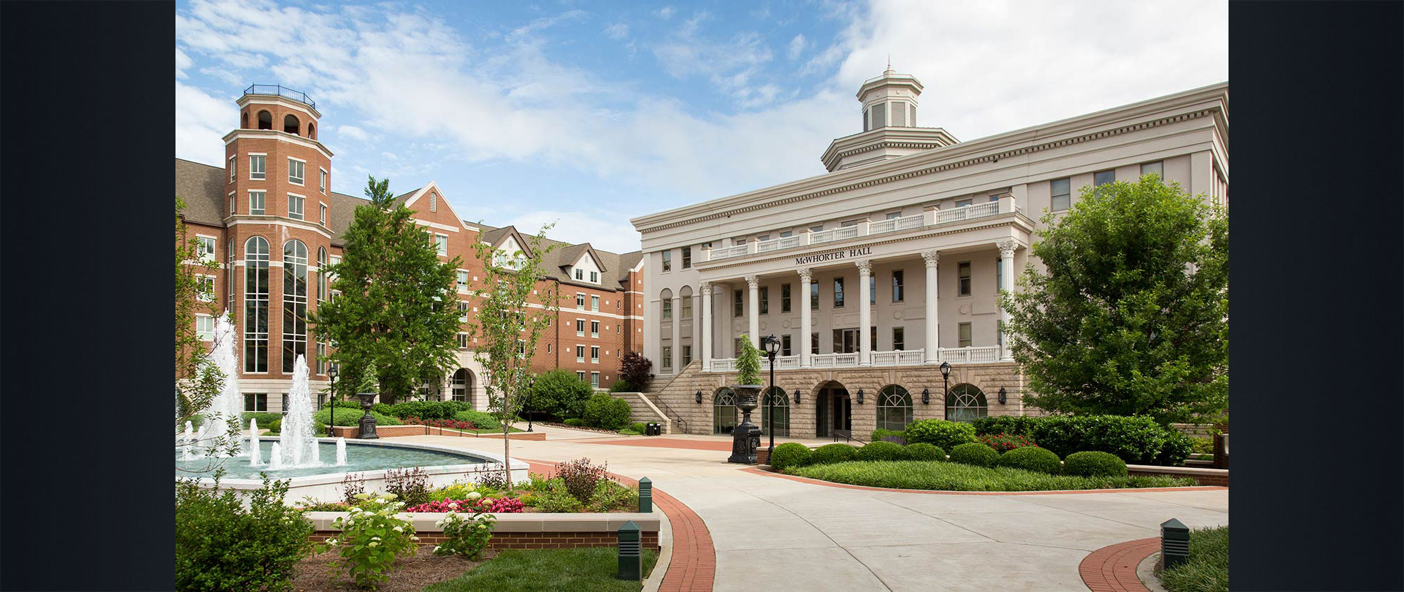Belmont University McWhorter Hall-School of Pharmacy
