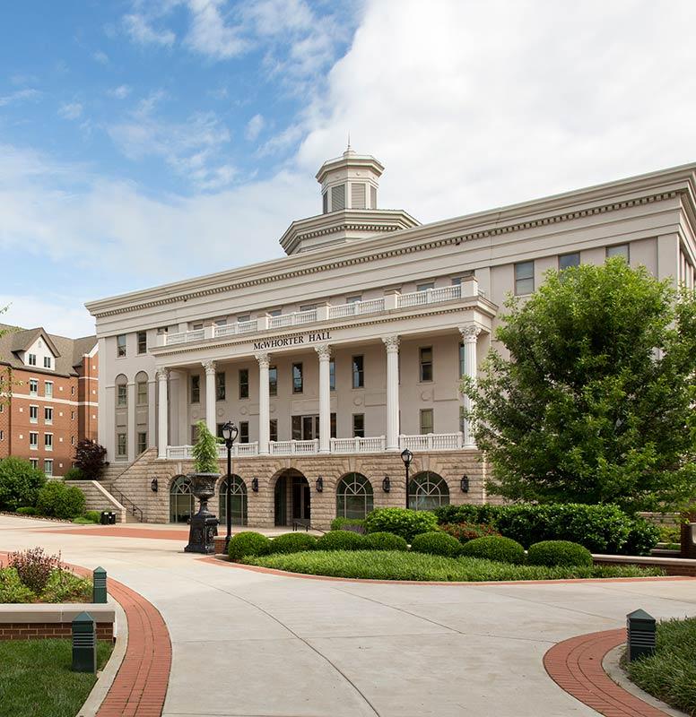 Belmont University McWhorter Hall-School of Pharmacy