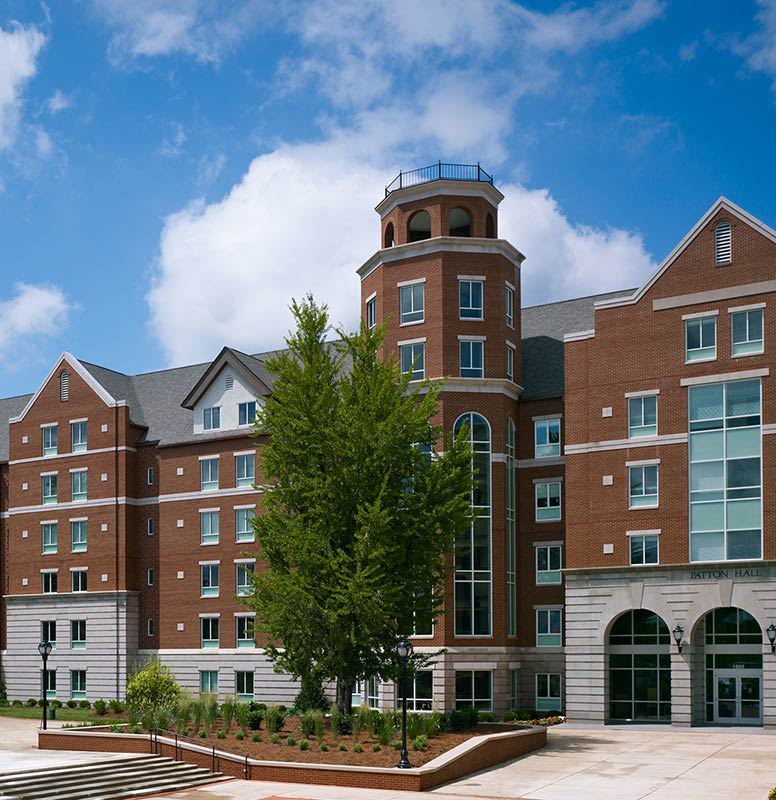 Belmont University Patton Hall and Bear House Residence Halls