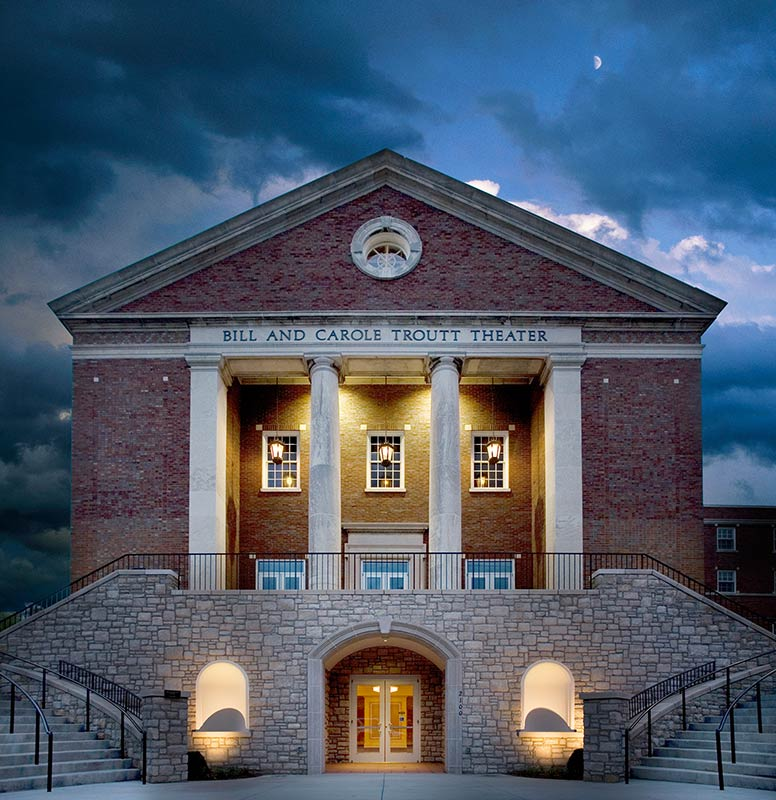 Belmont University Troutt Theater