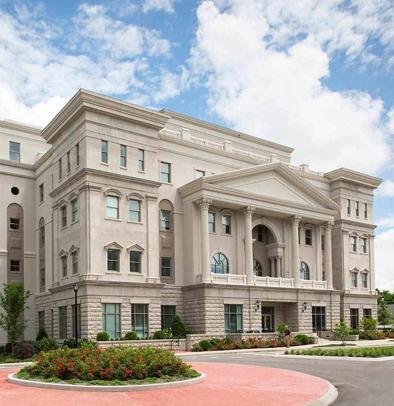 Belmont University Janet Ayers Academic Center