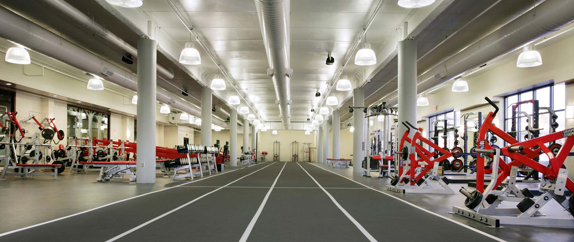 Brentwood Academy Athletic Fitness Center