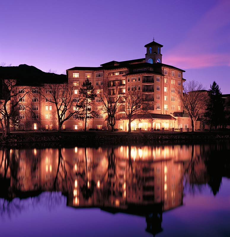 The Broadmoor Spa and Golf Clubhouse