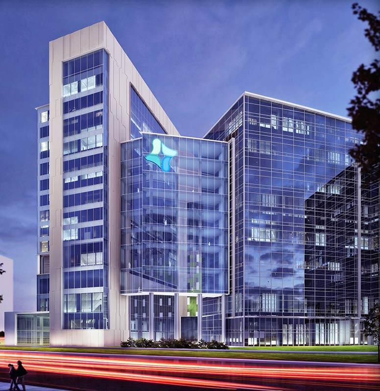 CHI Baylor St. Lukes Hospital at McNair Campus