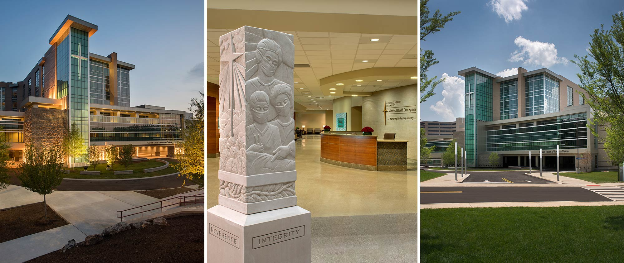 CHI Memorial Hospital