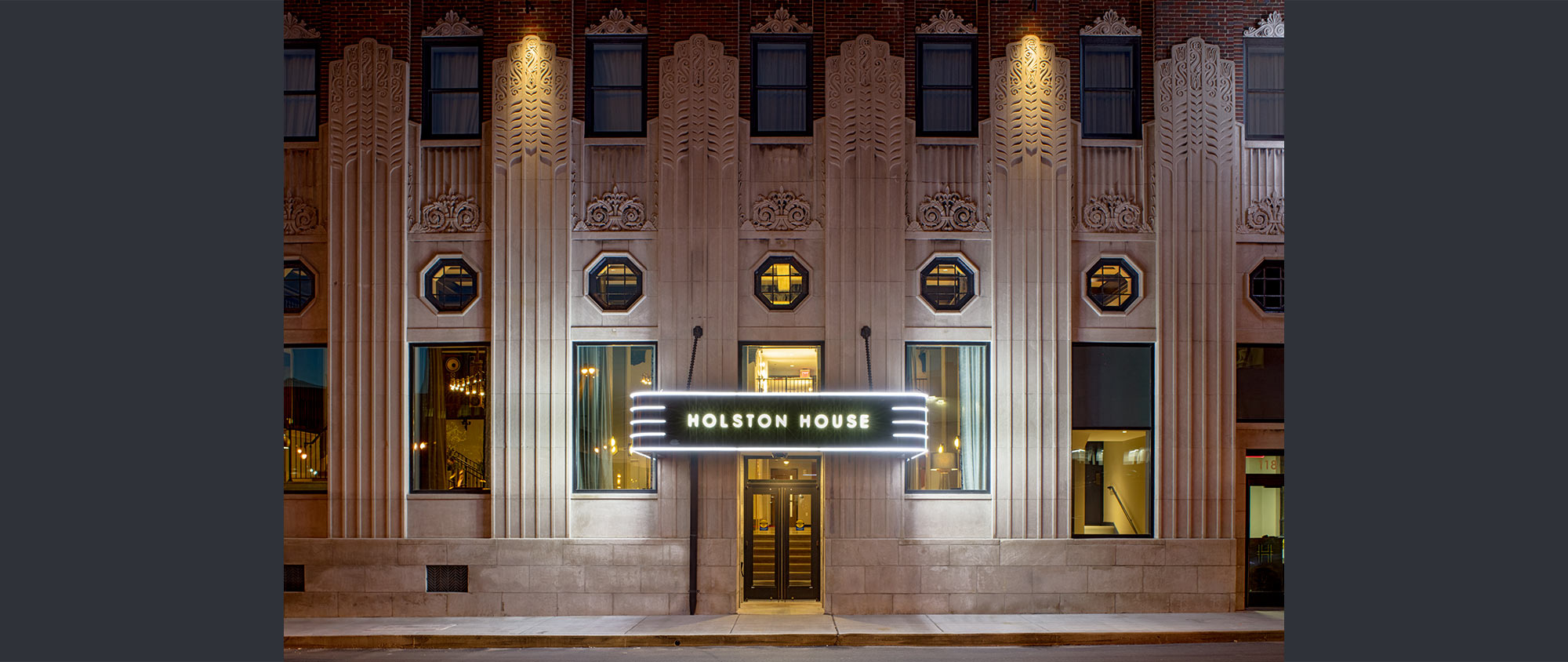 Holston House