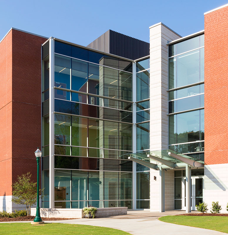 LaGrange College Ida Callaway Hudson Lab Sciences Building