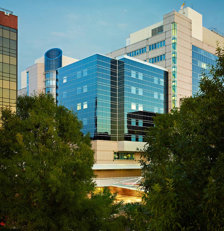 Monroe Carell Jr. Children's Hospital at Vanderbilt 33 Bed Expansion