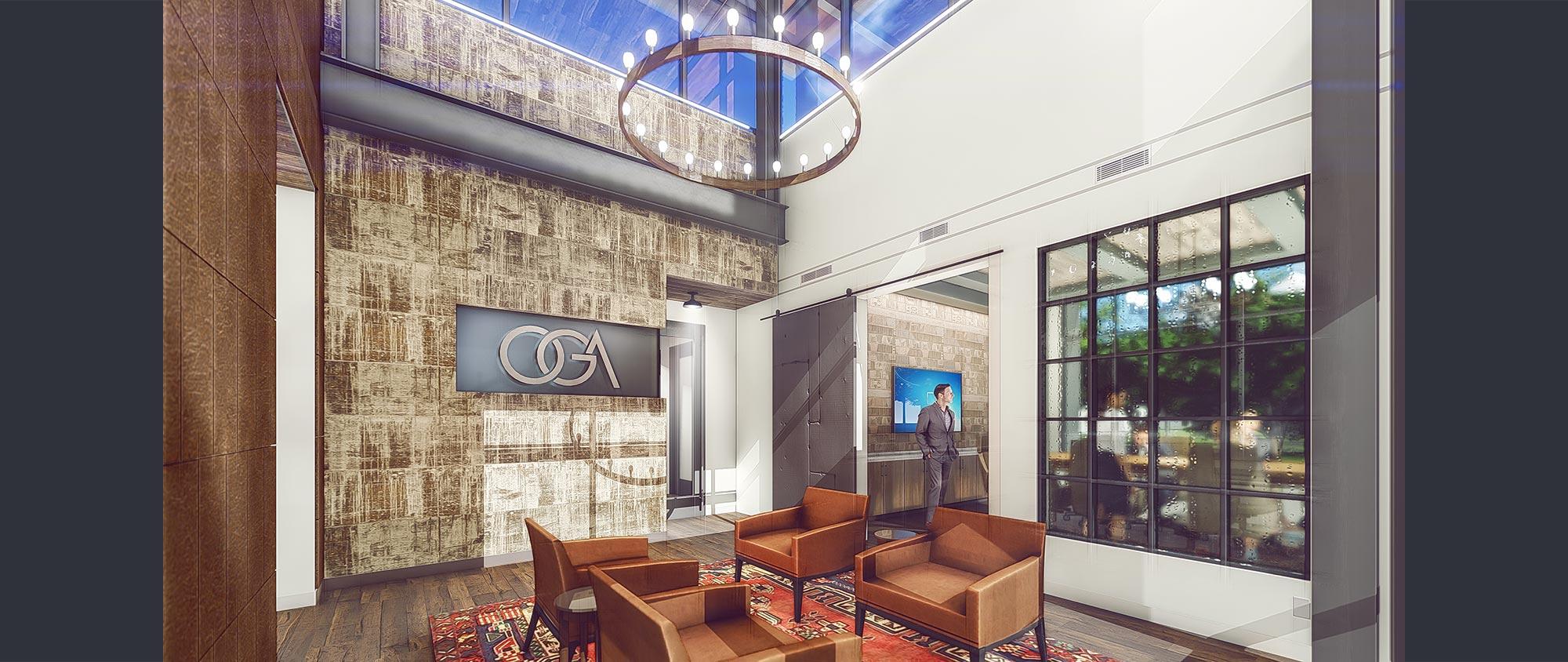 OGA Office Building