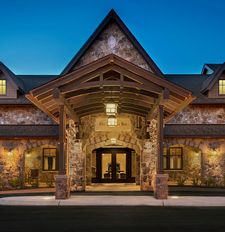 The Sewanee Inn, The University of the South