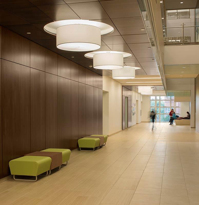 Shenandoah University Health & Life Sciences Building