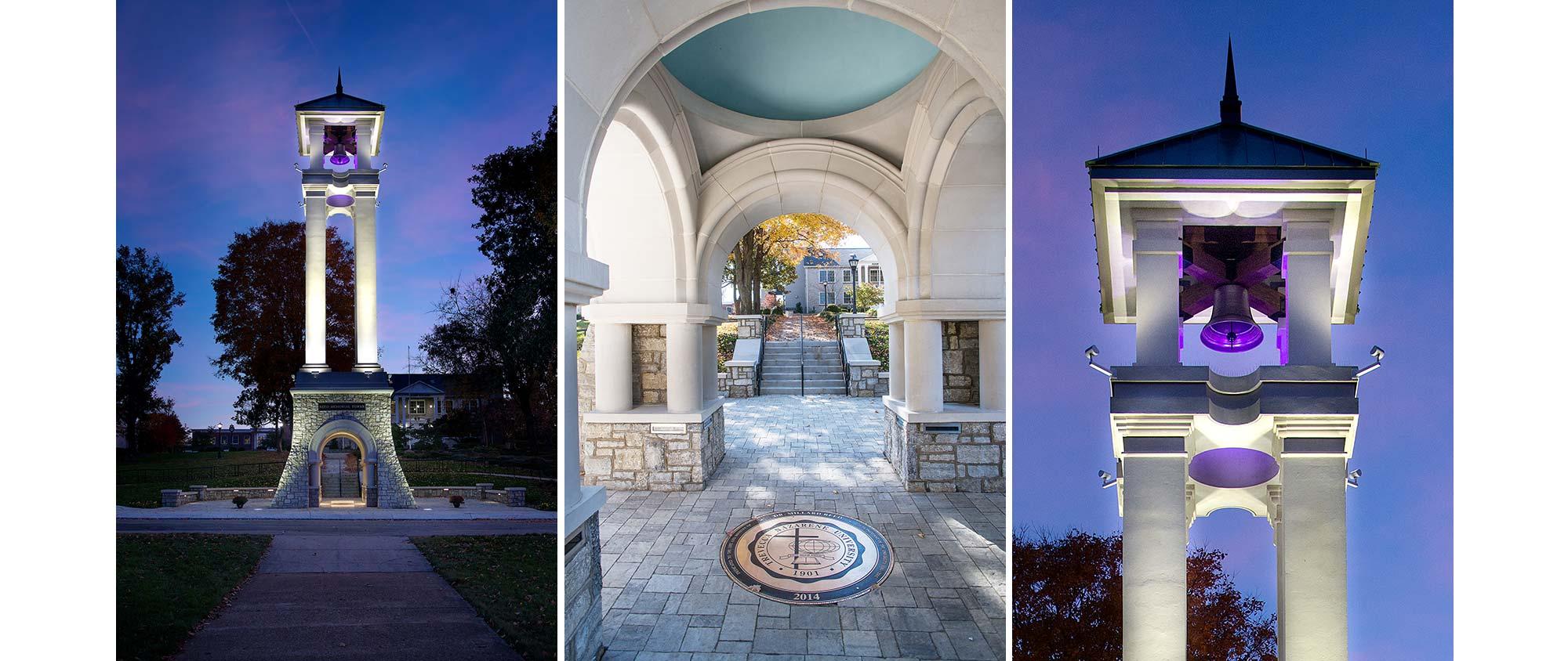 Trevecca Nazarene University Reed Memorial Bell Tower