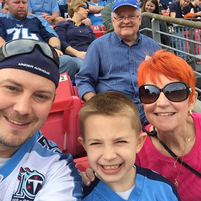 Titans game